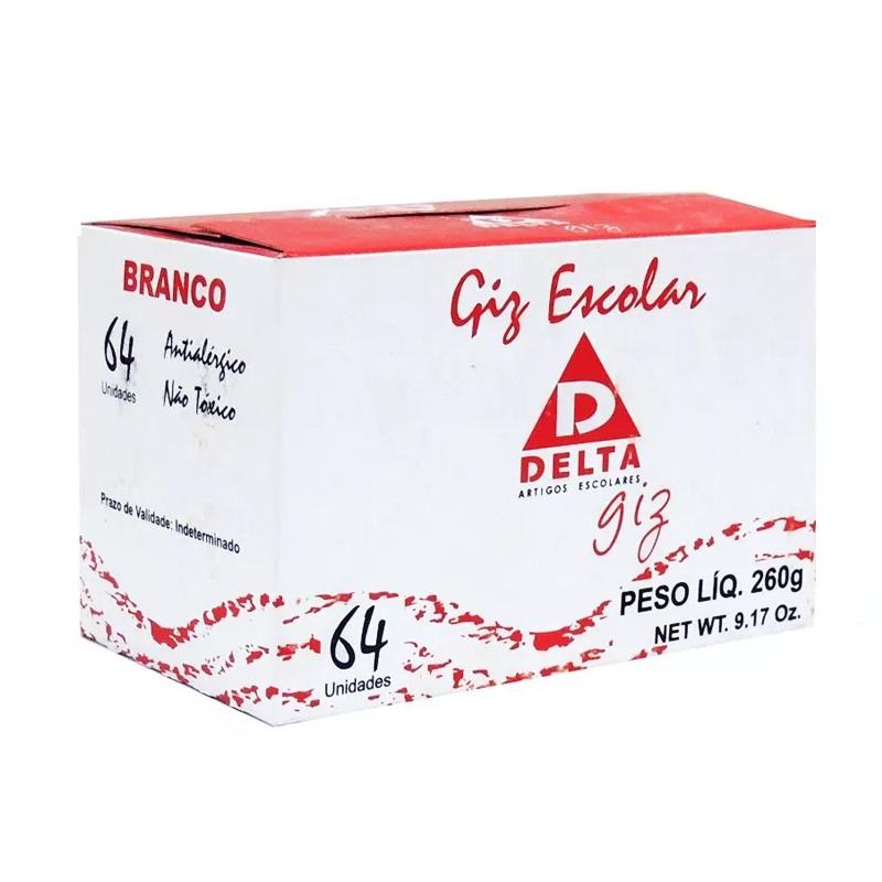 PDSHOP - PARANA DISTRIBUIDORA DE BRINQUEDOS LTDA - GIZ ESCOLAR BRANCO CX.C/64 KOALA