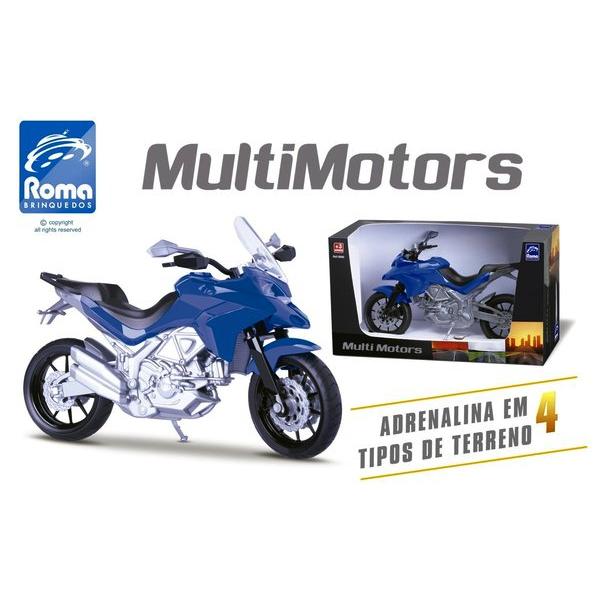 PDSHOP - PARANA DISTRIBUIDORA DE BRINQUEDOS LTDA - MOTO MULTI MOTORS ROMA JENSE